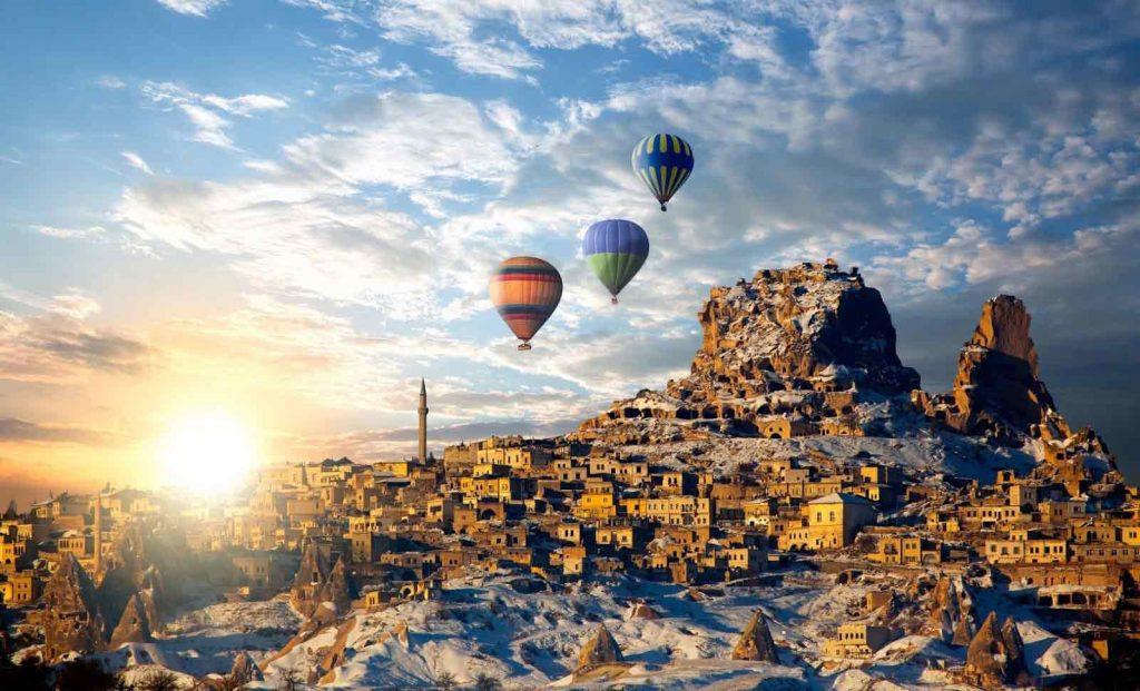 İç Anadolu Karavan Alanları