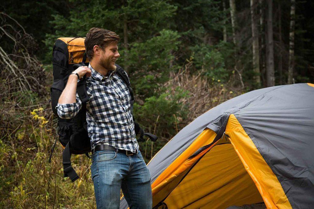Kamp çadırı kapasitesi