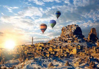 Türkiye'de Mutlaka Görülmesi Gereken Yerler