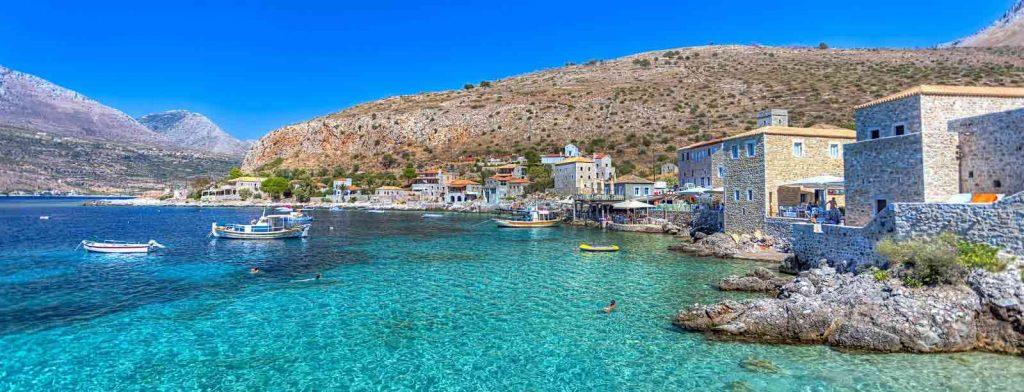 Yunanistan Adalara Nasıl Gidilir?