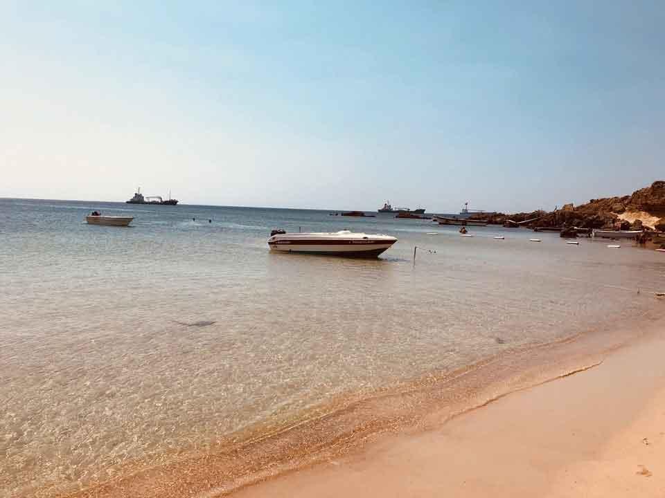 Ayazma Plajı, Bozcaada