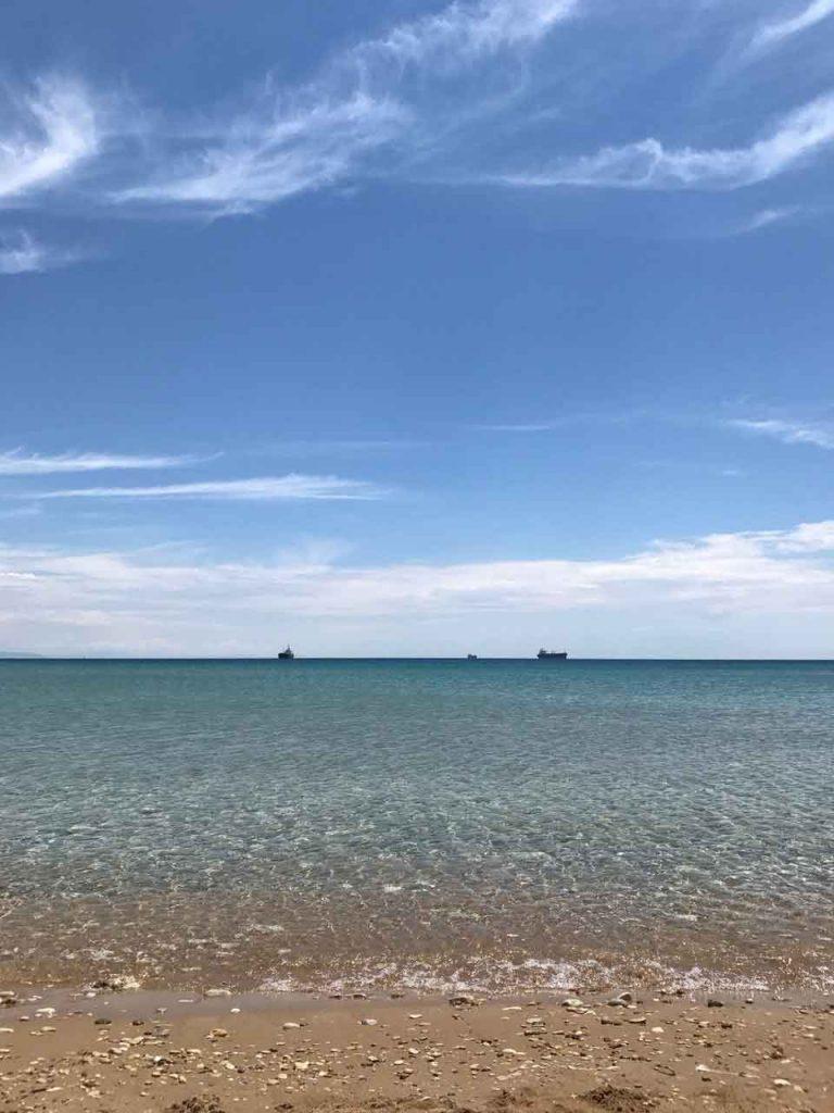 Habbele Plajı, Bozcaada