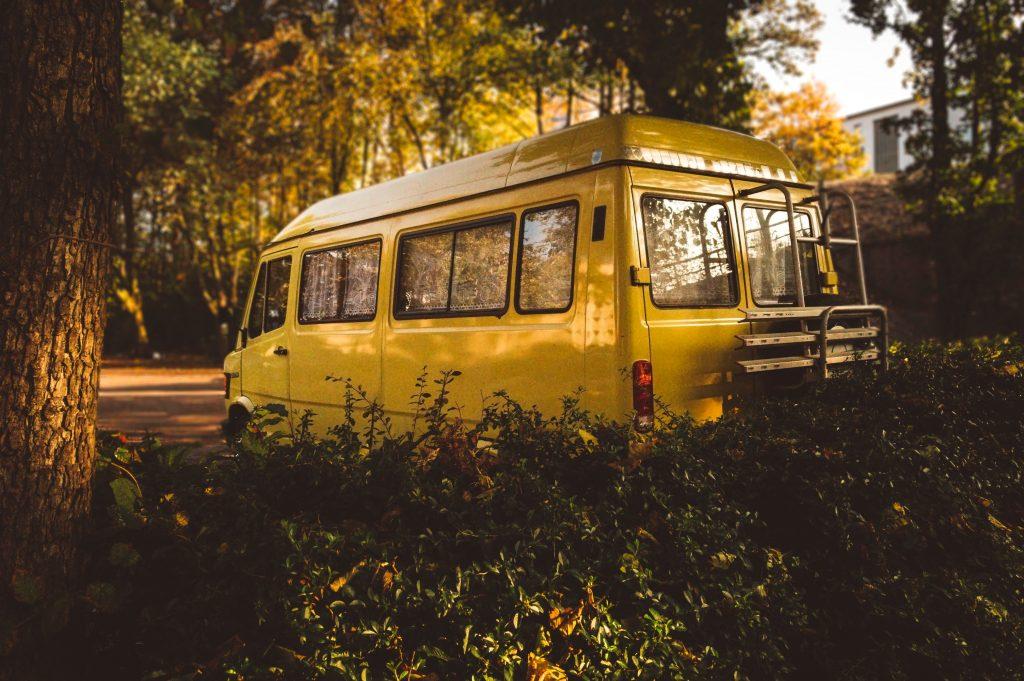 Karavan Fotoğrafları