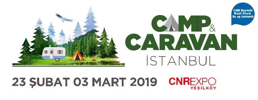 Kamp ve Karavan Fuarı CNR Expo