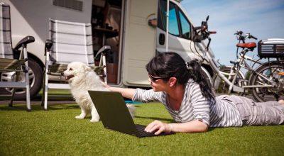 Karavan internet sistemleri; karavanlar için internet.